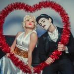 Монро и Чаплин