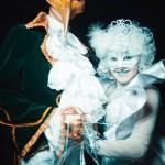 кукловод и снежная королева