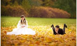 Свадьбы в бархатный сезон